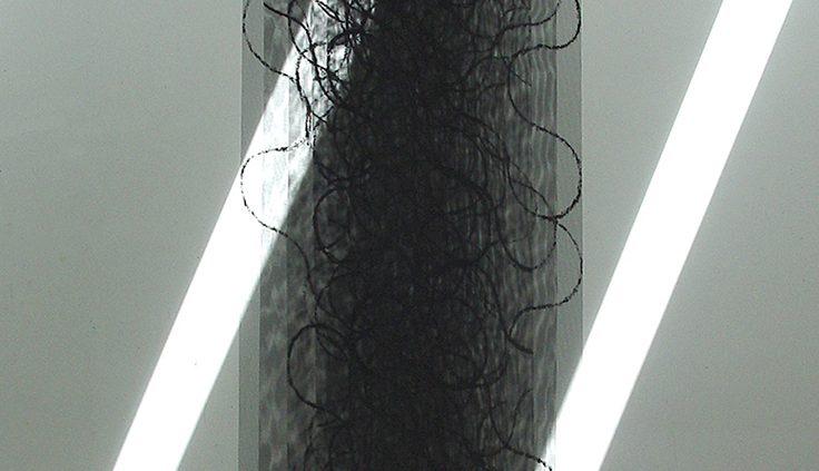 Autoportrait - hanging art