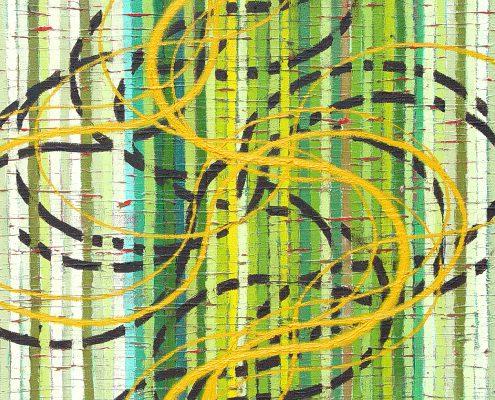 Goldenrod - art contemporary