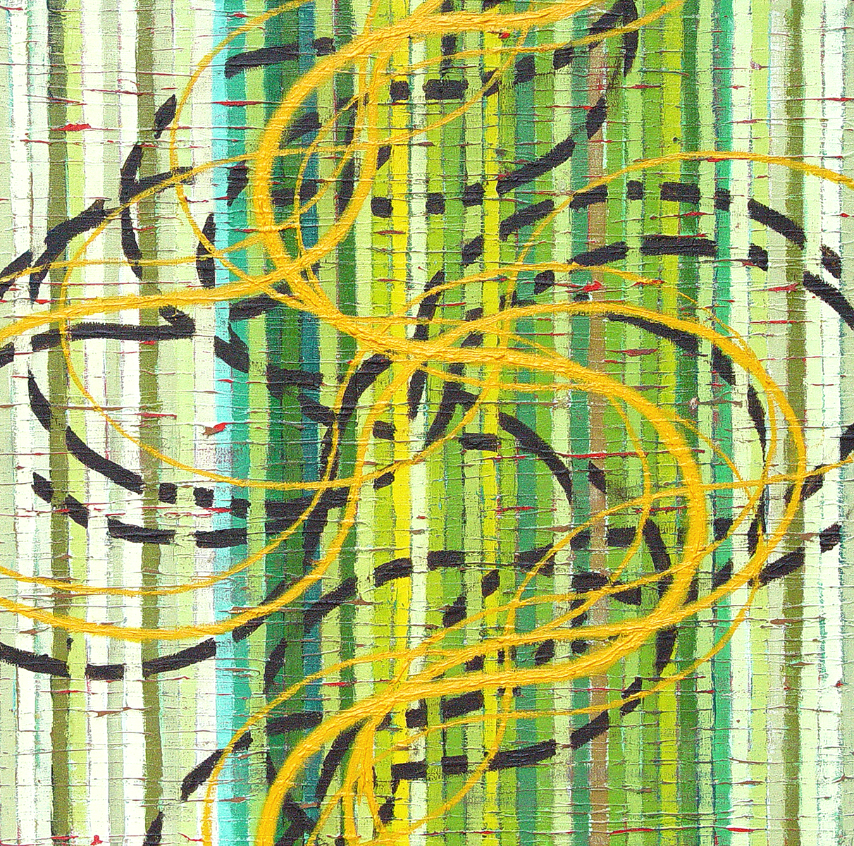Goldenrod - art contemporary