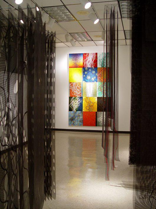 Petite Cheniere - studio artwork