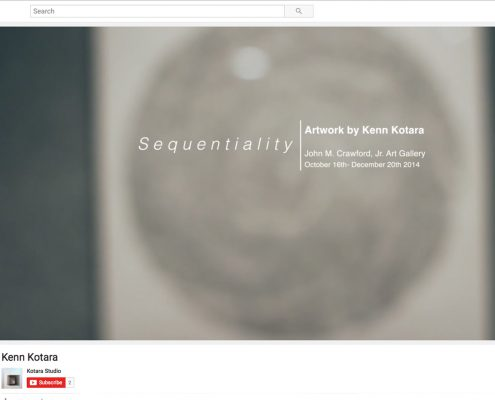 Sequentiality - Kenn Kotara Art