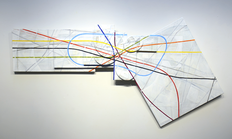 Til Five O' Clock - art abstract