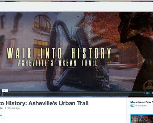 Walk Into History - still art
